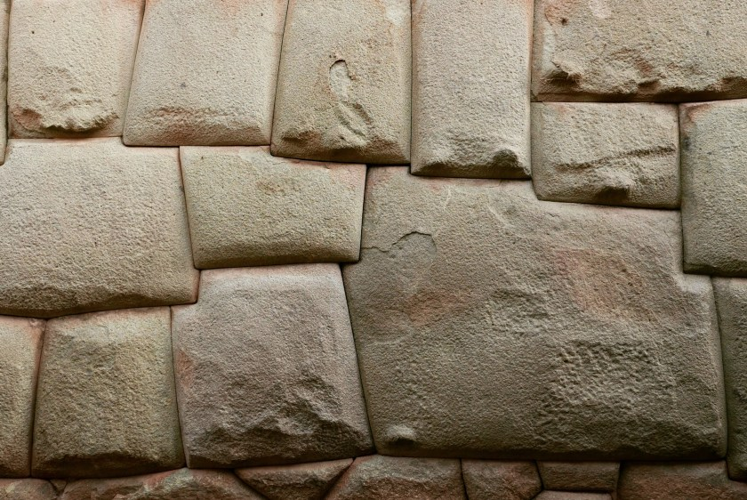 Cusco - Twelve-angled stone
