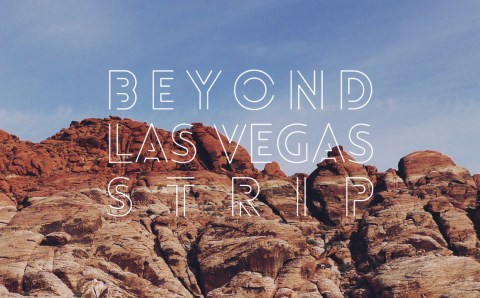 Beyond Las Vegas Strip: to Grand Canyon West