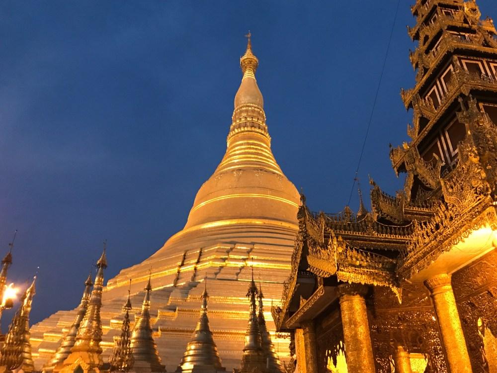 Shwedagon Yangon 2