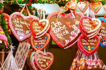 Cookies, Christmas Market, Germany