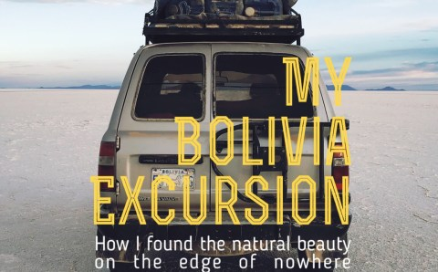 My Bolivia Excursion: 8 Things to Do in Uyuni