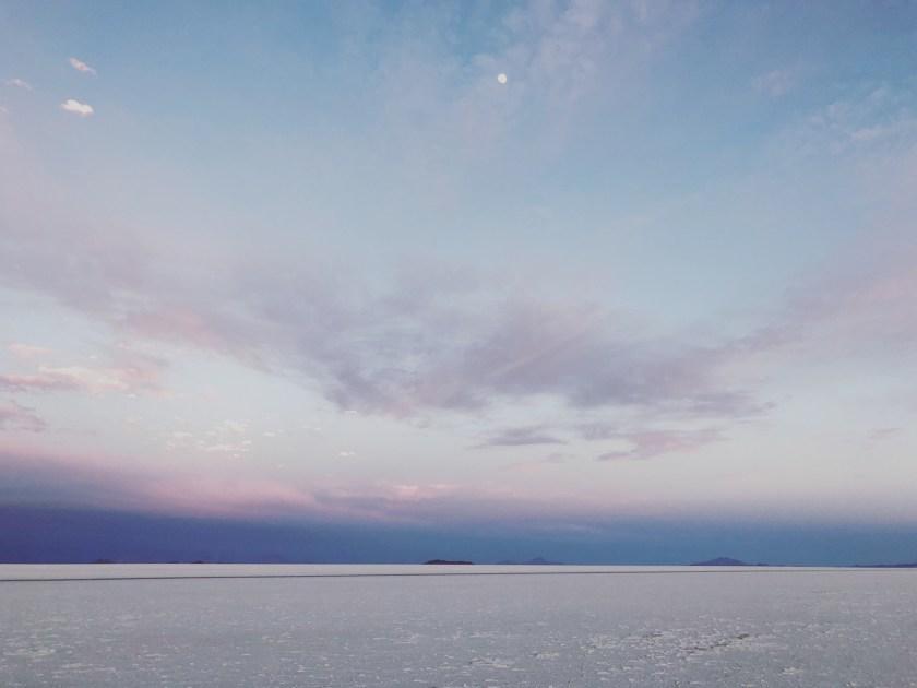 Uyuni Salt Flat, Bolivia 1