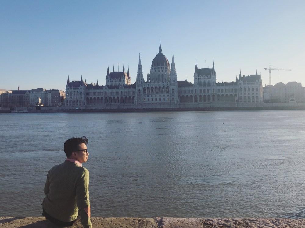 0 Budapest Parliament
