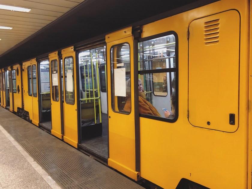 1 Budapest Metro Line M1