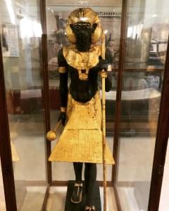 Egyptian Museum (5) - Ka Statues of Tutankhamun