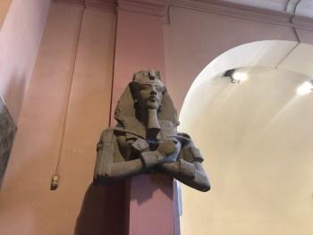 Egyptian Museum (8) - Statute of Amenhotep IV