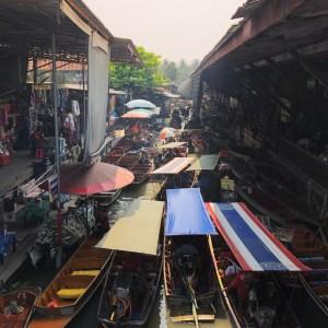 2 Go Market Damoen Saduak Floating Market 1