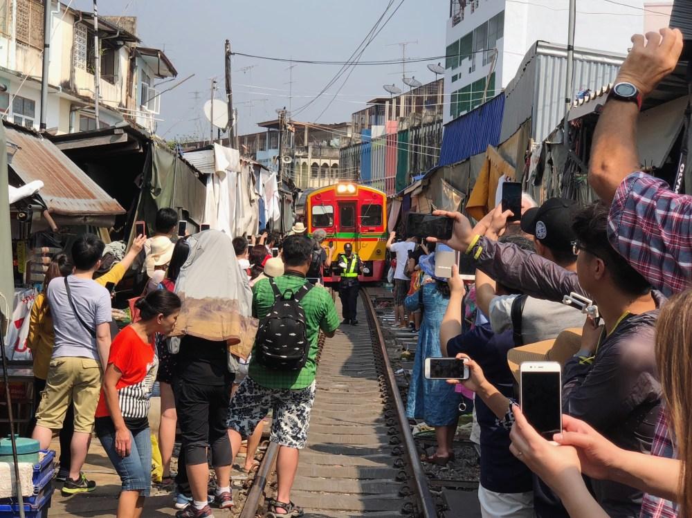 2 Go Market Mae Klong Railway Market 3