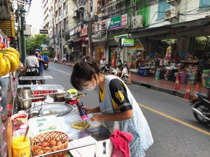 3 Go Out! Night Markets and Shows Street Food 3
