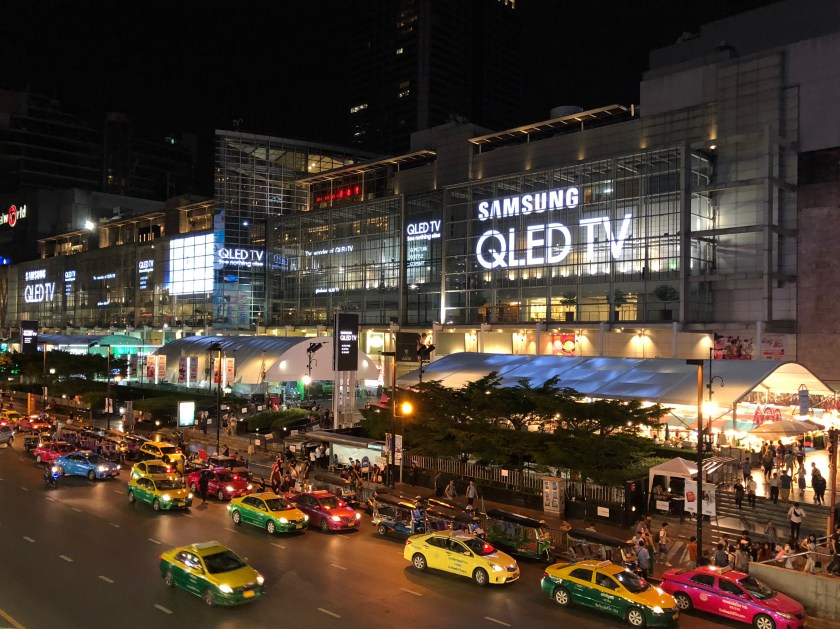 7 Go on a Shopping Spree Central World