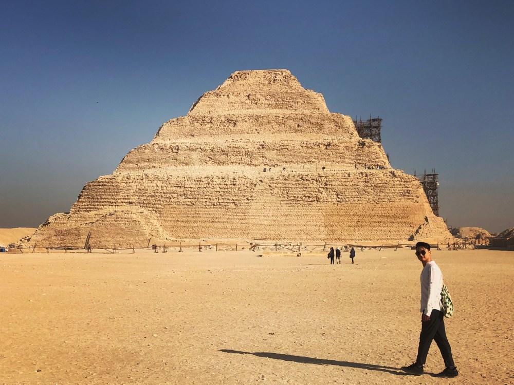 Day 3 Saqqara 1