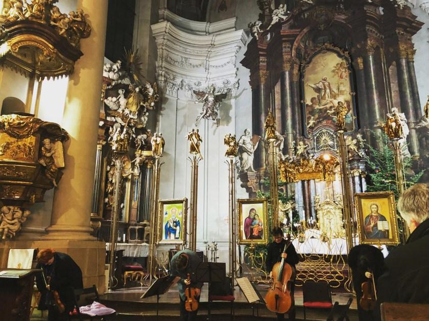 Prague - Concert