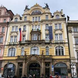 Prague Old Town Square - Ministry of REgional Development