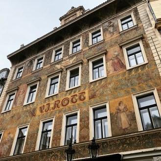 Prague Old Town Square - Rott