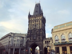 Prague - The Powder Tower