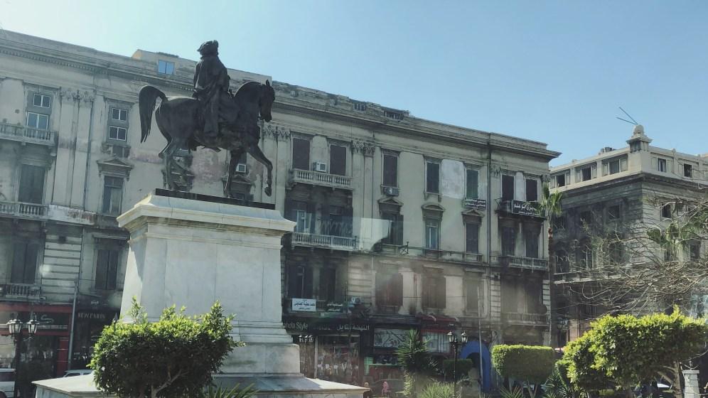 Alexandria - El Gondy El Maghool Square