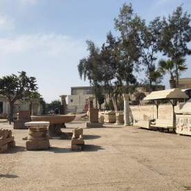 Catacombs of Kom El Shoqafa 2