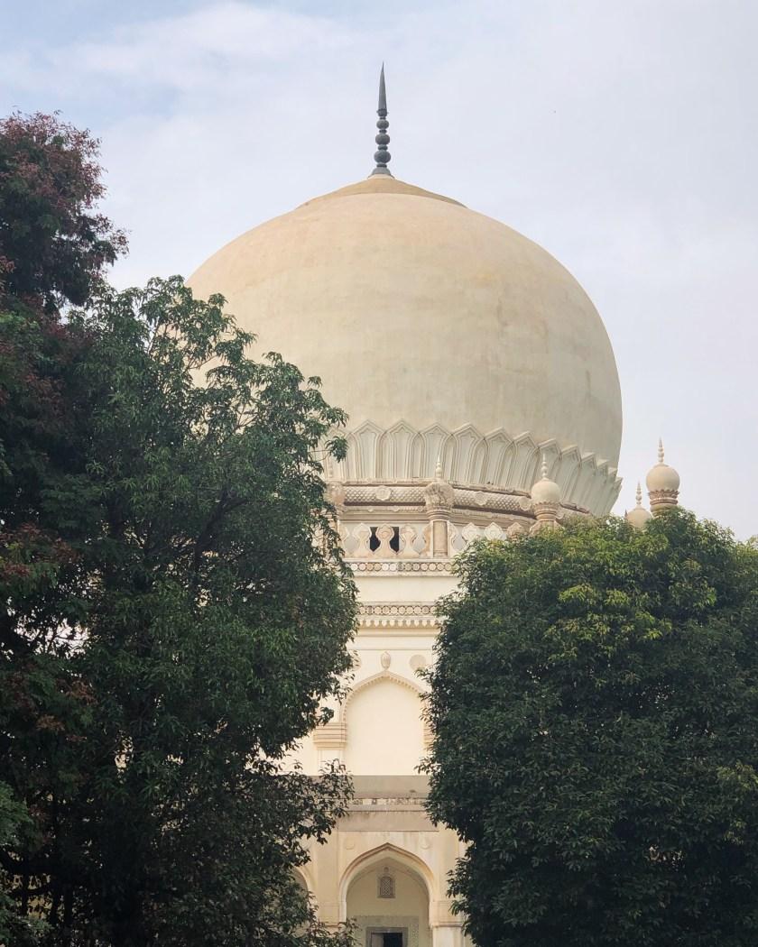 Qutb Shahi Tombs -1