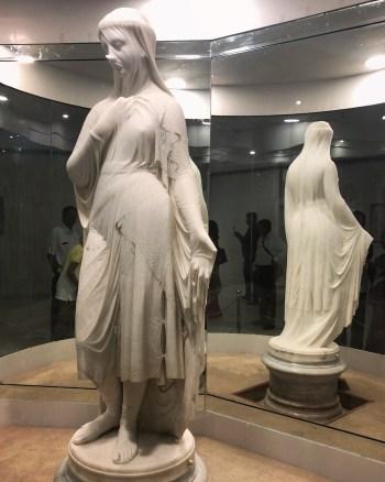 Salar Jung Museum-Veil Rebecca
