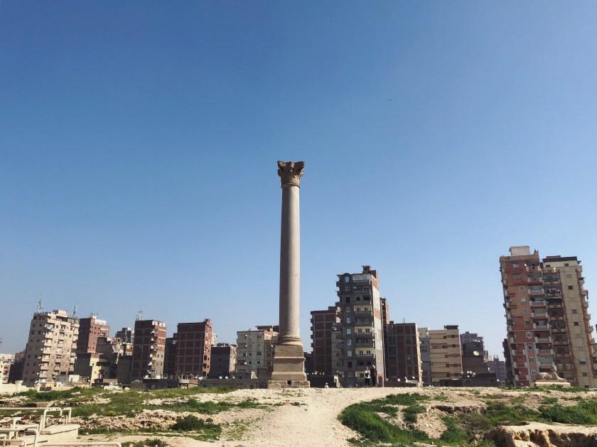 Serapeum and Pompey's Pillar 5