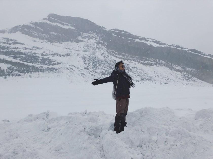 10 Icefield Adventure