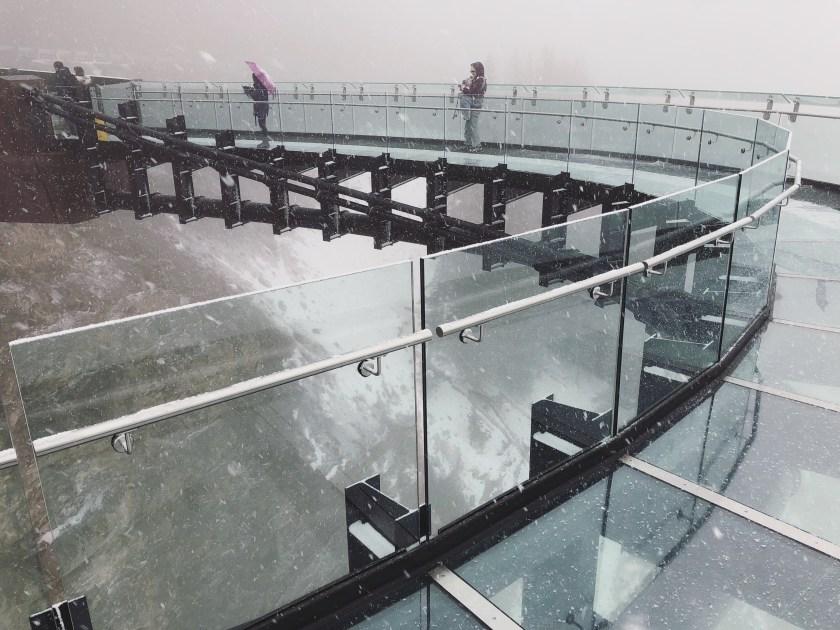 15 Glacier Skywalk