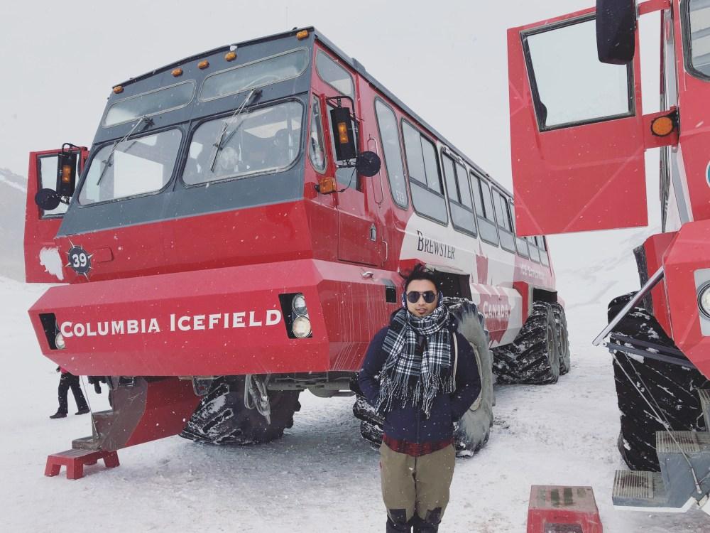 8 Icefield Adventure