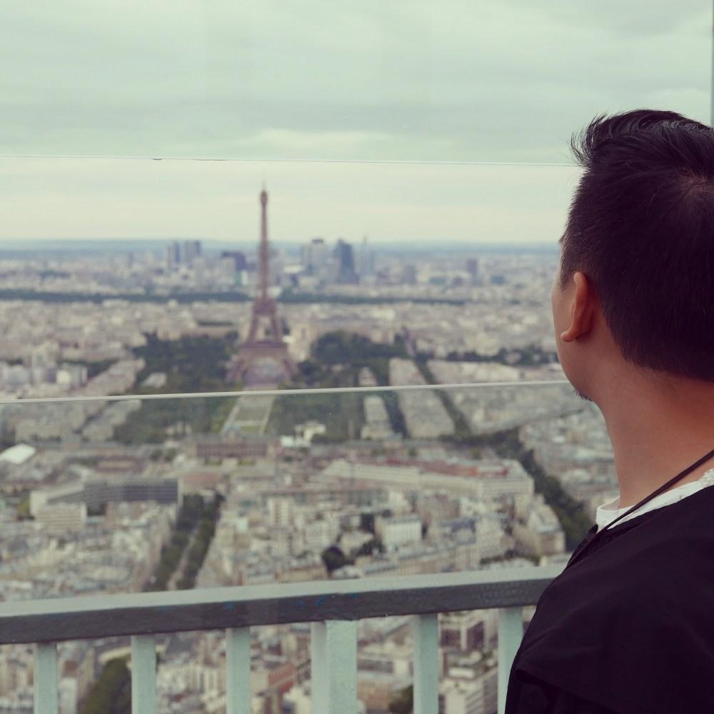 Tour Montparnasse 56 Paris