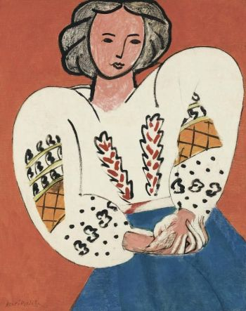 La Blouse roumaine in 2020 Matisse