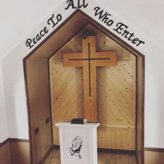 2 Drumheller - Little Church 2