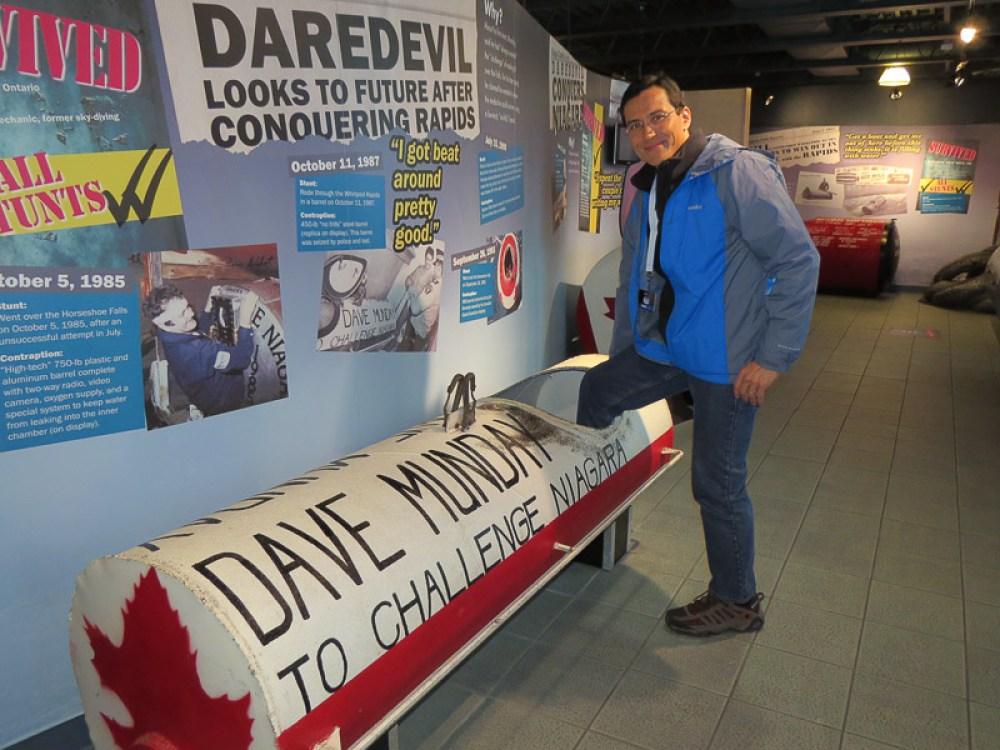 4 Daredevil Museum