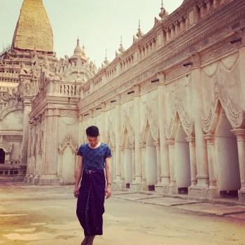 Old Bagan - 11