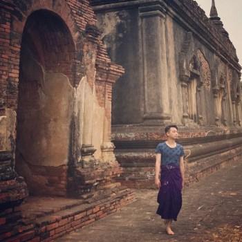 Old Bagan - 12