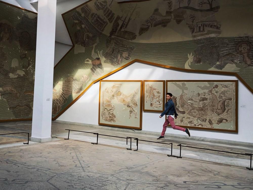 Tunisia 15 - Bardo Museum