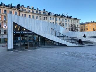 11 Stockholm Subway Citybanan – Odenplan 3
