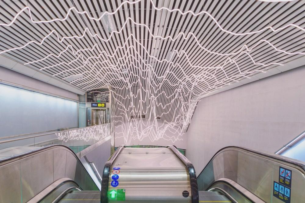 11 Stockholm Subway Citybanan – Odenplan 4