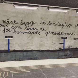 2 Stockholm Subway Tensta 5