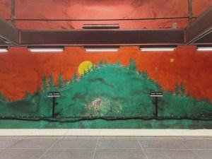4 Stockholm Subway Solna Centrum 2