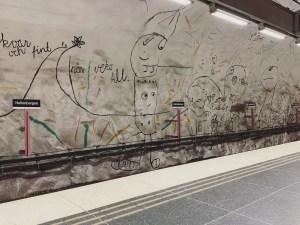 5 Stockholm Subway Hallonbergen 2