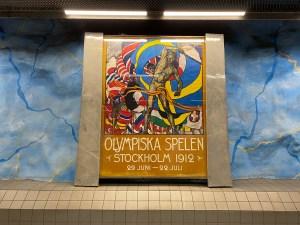 6 Stockholm Subway Stadion 2