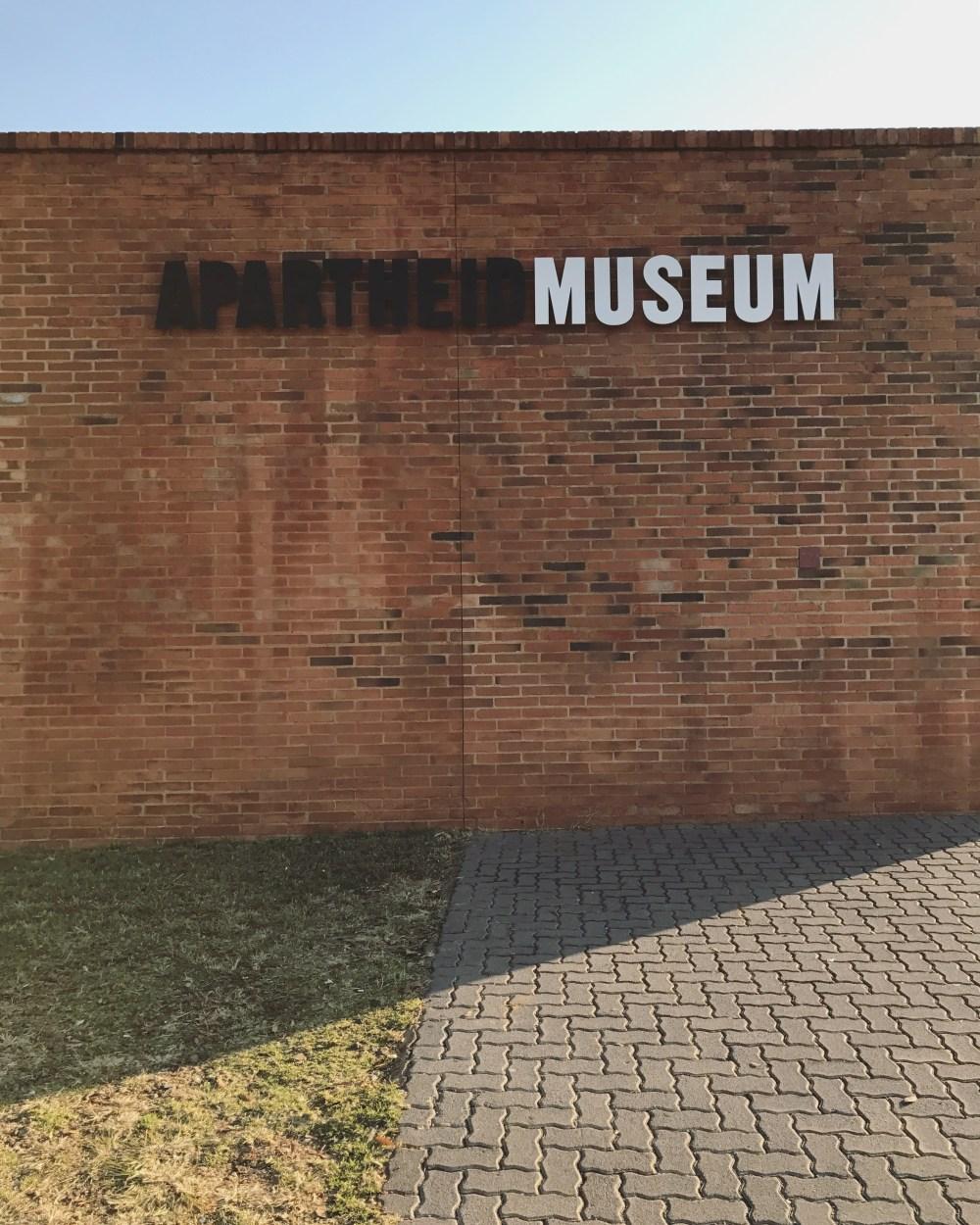 Apartheid Museum 6