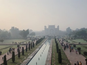 10 The Best Time to Visit Taj Mahal