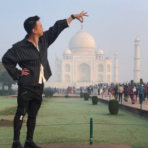 18 Creative ways of shooting Taj Mahal