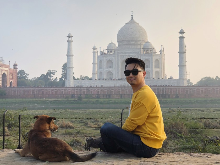 19 Creative ways of shooting Taj Mahal, Mehtab Bagh (Garden Complex)