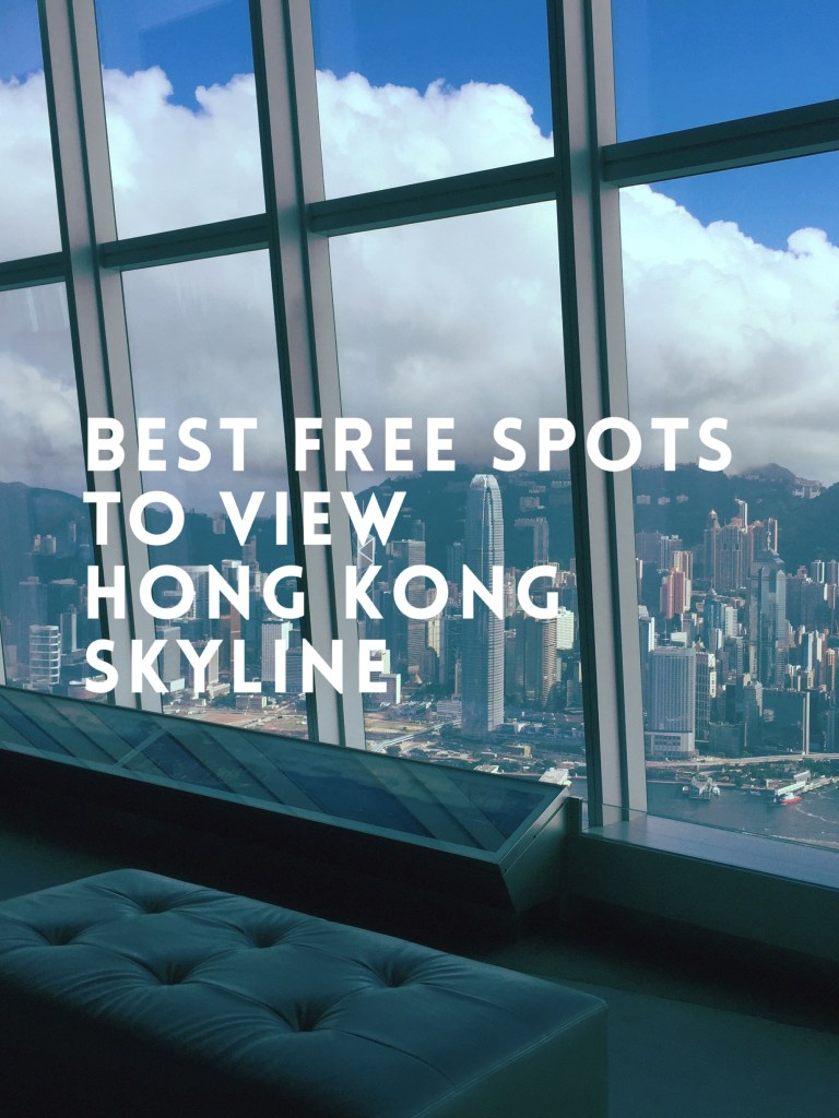 Local Tips to the Best Free Viewpoints in Hong Kong