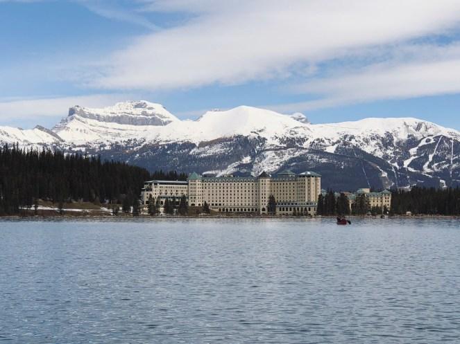 Banff (41) Fairmont Château Lake Louise