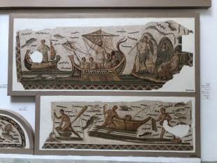 Ulysses Mosaic