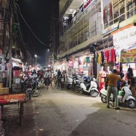 5 Jama Masjid and the Bazaar 1