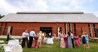 By the Barn   KO Events offers full event services
