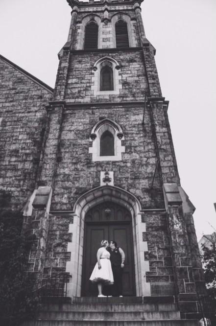 A Church-side Kiss | KO Events